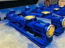 嘉泉直供G型单螺杆泵