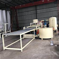 水泥基硅质聚苯板设备生产线
