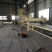 外墙保温岩棉板复合设备生产线