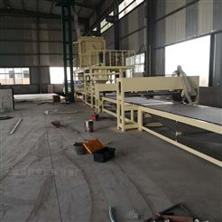 防火阻燃岩棉复合板设备生产厂家