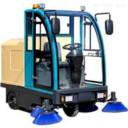 多功能扫地机驾驶式清洁车全封闭垃圾清理车恶劣环境下十分实用