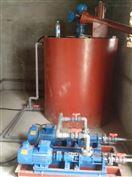 HCJY河南化工厂全自动石灰乳投加系统的工艺说明