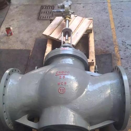 电动大口径调节阀ZAZM-16C