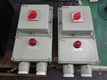 3kw防爆电机启动器箱