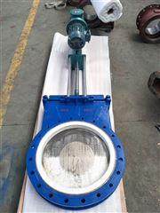 PZ273TC-10C电液动陶瓷刀型闸阀