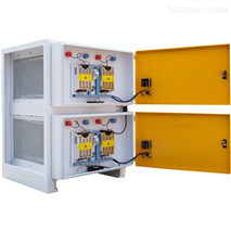 寶恒環保油煙凈化器廚房排煙系統的構成