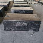黔西南5t梯面标准砝码五吨大全铸造砝码生产