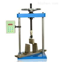 MWD-10B手動飾麵人造板試驗機