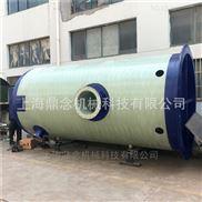 GRP玻璃鋼一體化污水泵站生產廠家