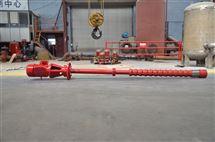 消防液下长轴泵