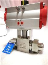 Q661F-320PCNG气动高压球阀