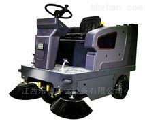 江西南康家具厂清扫粉尘用电动扫地机
