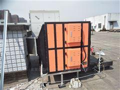 废气处理设备ZX-FQ-9酸雾处理设备北京 酸雾净化系统 PP管道加工