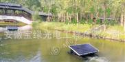 太阳能解层式曝气机,水体增氧设备