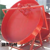 定製直徑6米圓盤造粒機保養須知