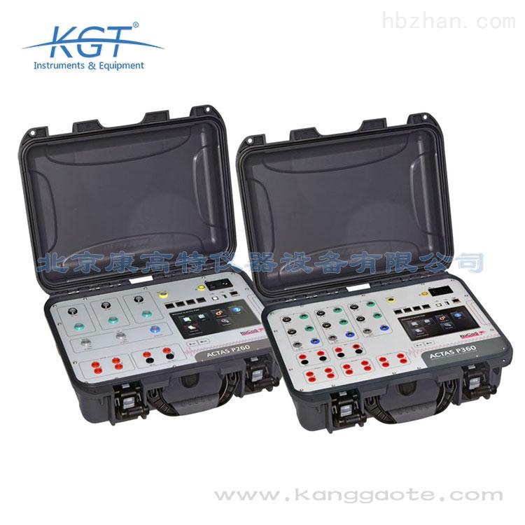 ACTAS P360便携式开关机械特性测试系统