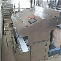 加工销售饼干摆盘机-烘焙糕点自动排盘机