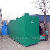 奉新地埋式污水一体化处理设备JQ厂家