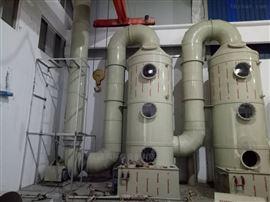 无锡涂装废气处理二级处理设计方案过环评