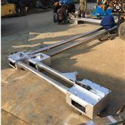 粉料管链提升机厂家 尿素化肥管链输送机 上料机