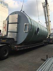 重庆一体化雨水泵站35000立方