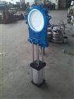 PZ673TC气动陶瓷插板阀