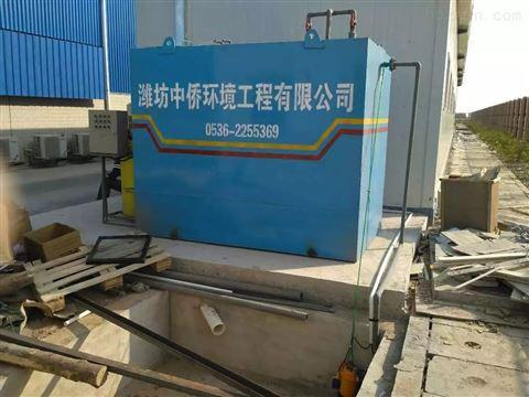 怀化电解气浮机、地埋式污水处理设备便宜的厂家