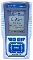 優特ECPHWP60042K/pH600防水便攜式pH計