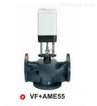 丹佛斯比例积分阀电动调节阀 VF+AME55