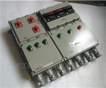 BXMD-6回路防爆检修动力配电箱