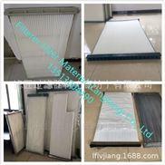 滤匠激光切割机滤板覆膜除尘板框滤芯