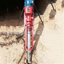 小型气动快速打孔机 工程混凝土钻孔