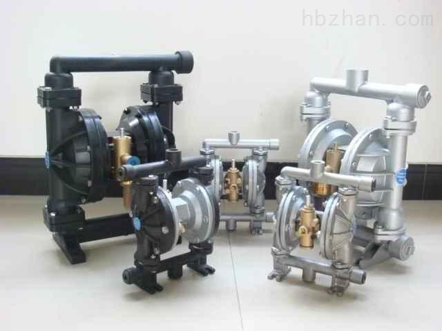 不锈钢卫生级气动隔膜泵