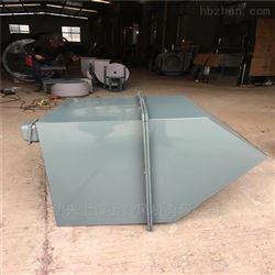 WEXD-600D4排风用边墙风机