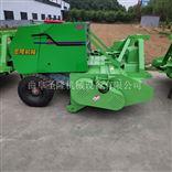 9YJ-1.81.8米玉米秸秆揉丝粉碎打捆机厂家