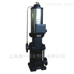 便拆立式屏蔽多级管道泵