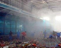 大型垃圾站喷雾除臭系统 厂家优惠