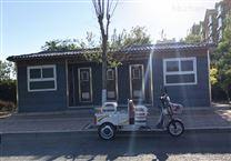 山西移动厕所---晋城打包生态厕所