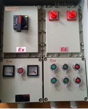 BXD51-4K防爆动力配电箱4回路带总开关