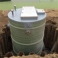 提升一体化泵站