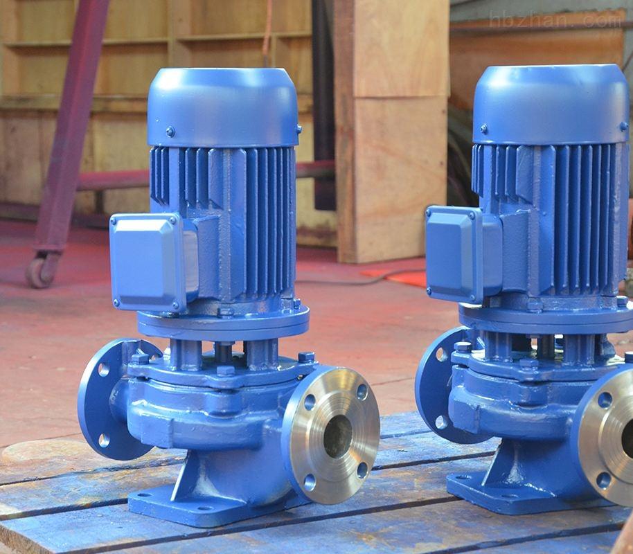 喜之泉ISG(IRG)不锈钢立式离心泵