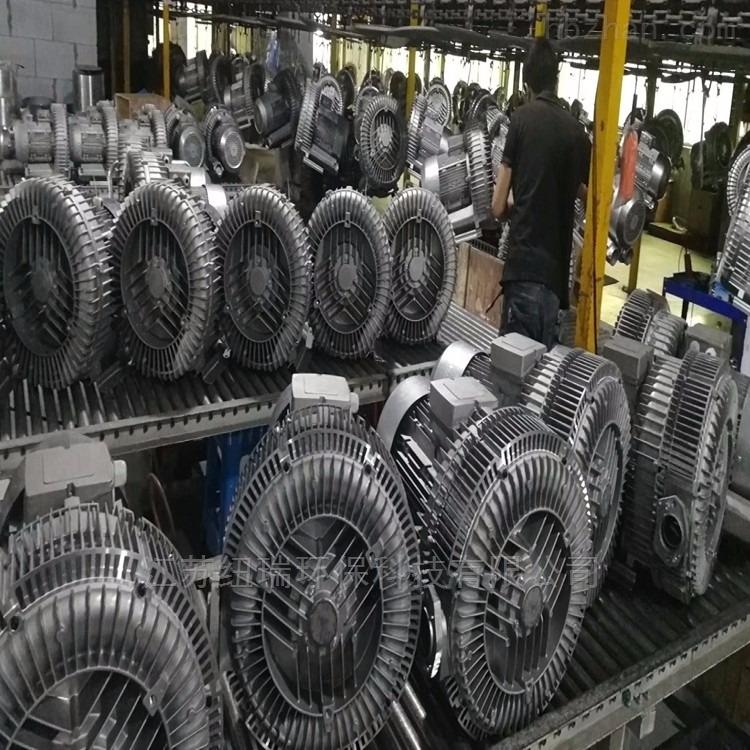 食品包装机械设备专用高压风机