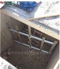 重庆污水处理框式搅拌机安装
