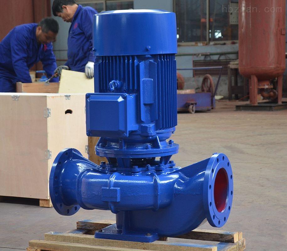 喜之泉ISGD200-250I立式管道离心泵
