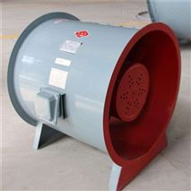 低噪声斜流风机运行稳定