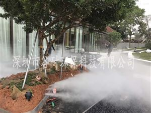 1800冷雾降温设备-谷耐厂家专业提供