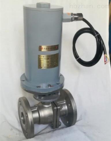 BHYDKQ-216-80BF-DW电动快速切断启闭阀