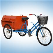 小型环卫保洁车公共场所 环卫人力三轮车