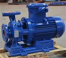 喜之泉ISWB50-160卧式管道离心泵,管道泵