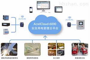 AcrelCloud-6000江浙沪安全用电管理平台 电气火灾监控平台